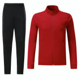 Tracksuit Sports Suit Sportswear for Warm up 2018 Zipper Can Be Used as a World Cup National Shirt