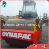 Close-Cabin Used Dynapac Road-Roller with Deutz/110HP-Engine for Compactor-Cohesive-Soil