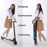 Advanced Configure Electric Kick Scooter with Foldable Handlebar