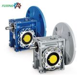 Aluminum Alloy Worm Gear Gearbox Nrv for Food Stuff, Hollow Shaft Gearbox