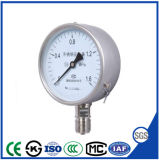 100mm Wika Type Stainless Steel Pressure Gauge of 1MPa