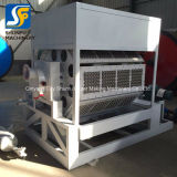 Paper Making Machinery 2500 Pieces/ Hour Egg Tray Paper Plate Forming Machine