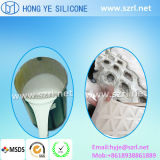 Cement Sculpture Mold Making Tin Cure Silicone Rubbers