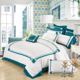 Luxury 100% Egyptian Cotton Duvet Quilt Cover & Pillowcase Bedding Set