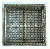 Wire Mesh Square Basket with High Quality