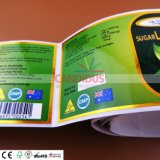 Adhesive Label Sticker Printing Cheap Good Quality
