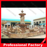 Natural Marble Stone 3 Tiered Fountain for Garden & Landscaping