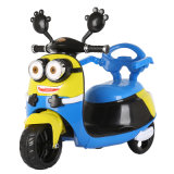 China Baby Kids Electric Motorcycle Children Car Bike with Music
