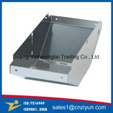 Custom Sheet Metal Support with Zinc Plates
