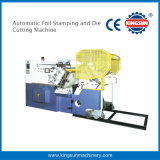 Automatic Hot Foil Stamping and Die Cutting Machine