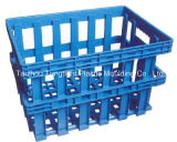 Plastic Injection Foldable Container Mold