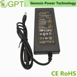 12V 5A 60W AC DC Universal CCTV Power Adaptor, Switching Desktop Power Supply Adapter Factory