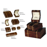 Luxury Custom Wholesale Handmade Jewelry Packaging Gift Wooden Box