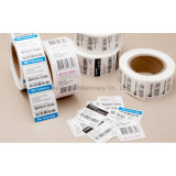 Small Bank ATM Receipt Thermal Paper Slitting and Rewinding Machine