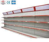 Wholesale Multi-Functional Supermarket Display Stand, Gondola Steel Shelf