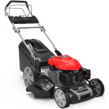 "20"" Electric Start 196cc Self-Propelled Lawn Mower"