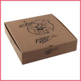 Custom Size E-Flute Pizza Carton Packaging Box Wholesale Price