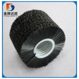 Industrial Nylon Material Circular Outside Spiral Roller Brushes