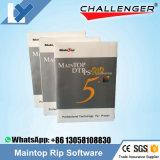 5.3 Version Inkjet Printer Maintop Rip Software (English Version) for Large Format Printer UV Printer