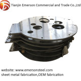 OEM Custom CNC Processing Precision Manufacture Industry Forming Parts Product Sheet Metal Fabrication Service