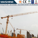 Qtz 125 Tower Crane with Max Lift Weight 10 Ton