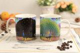 11oz Sublimation Blank Magic Mugs, Cake Cup