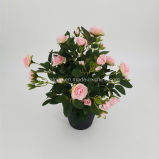 Top Quality Artificial Flower Rose for Real Looking