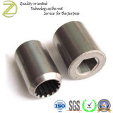 CNC Machining Stainless Steel Motor Hollow Shaft