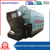 Long-Term Service Biomass Fired Boiler for Rice Mills Industry
