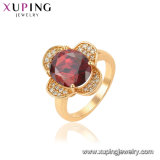 11263 Latest Xuping Elegant Multicolor Ring with Synthetic CZ