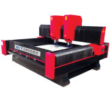 Double Heads Stone CNC Router for Engraving Ceramic