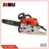 Air-Cooled Cutting Wood Gasoline Chainsaw