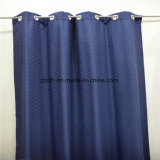 Home Textile 100% Polyester Permanent Fire Retardant Blackout Curtain Fabric of Shaoxing