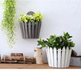 Wooden Flower Pot Garden Planter for Home Decoration