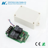433MHz 2 Channel DC12V Learning Code Remote Controller