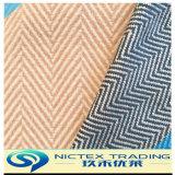 Tweed Wool Fabric for Jacket, Woolen Jacket Fabric Made of Wool