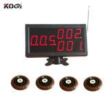 Waterproof Anti Vibration Hotel Equipment Service Bell System