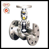 "Cast Steel Steam Globe Valve J41h-25c (1/2""-12"")"