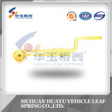 Heavy Truck Leaf Spring Compatible with Scania Truck Air Suspension