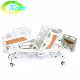 Nursing Equipment China Manufacturer Cheap ICU Multifunction Hospital Bed