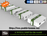 Wellcamp Pop-up Folding Expandable Container House for Camp