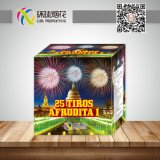 1.2inch 25shots Cheap Consumer Outdoor Celebrated Cake Fireworks