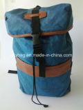 """Unisex Solid 17"""" Drawstring Double Shoulder School Backpack Bag"""