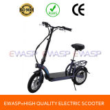 Kids Scooter Manual Gears Electric Chariot Scooter 2000W EEC Electric Scooter