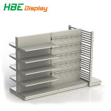 Hypermarket Shelving Heavy Duty Gondola Supermarket Racks