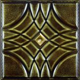 China Suoya 1075-10 3D Leather Carving Wall Panel Home Decoration
