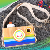 Mini Cute Wooden Camera Toys Classic Toy for Baby Children Toys Birthday Christmas Holiday Gifts