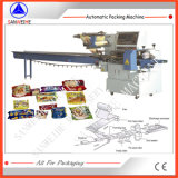 Swsf-450 Servo-Driving Horizontal Automatic Packing Machine