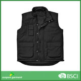 Winter Quilt Vest Bodywarmer for Men