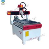China Cheap Mini Rotary Axis CNC Router Engraving Machine for Wood/Plastic Qd-6090r